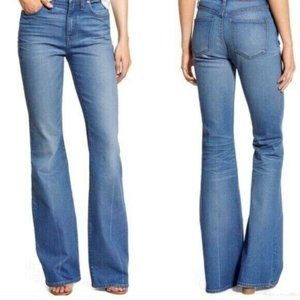 New? Madewell Flea Market Flare High Rise Jeans 29